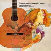 Duets with the Spanish Guitar (US) album cover