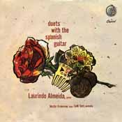 Duets with the Spanish Guitar (UK) album cover