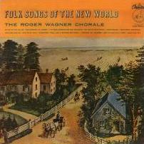 Folk Songs of the new World album cover