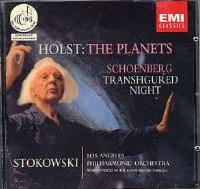 Holst: The Planets - cover (EMI CD)