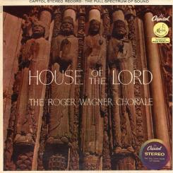 House of the Lord album cover
