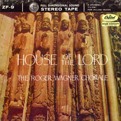 House of the Lord - tape front cover