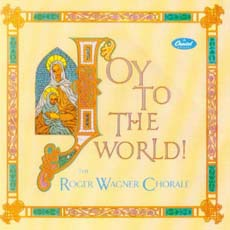 Joy to the World CD cover