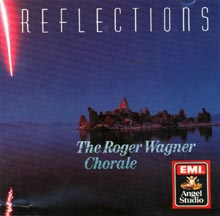 Reflections cover (Angel CD)