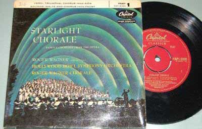 Starlight Chorale EP 1 cover