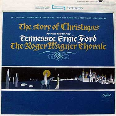 The Story of Christmas album cover